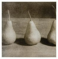 Two and a half Pears image 8x8
